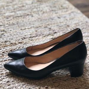 Louise et Cie point toe/block heel (low), 37 / 7